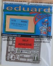 Eduard 1/72 ss452 colore zoom Etch per i Cyber Hobby SB2C-4 Helldiver