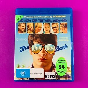 The Way Way Back - Blu-Ray PAL *Complete*