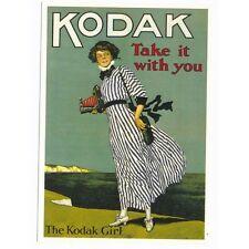 Carte Postale 10x15 - Kodak appareil photo - Centenaire Editions