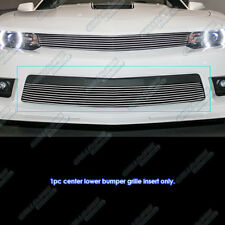 Fits 2014-2015 Chevy Camaro LS/LT/LT With RS Package Bumper Billet Grille