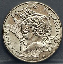 Frankrijk - France :  10 francs 1986 - KM# 959 - nice!