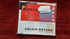 CELVIN ROTANE FEAT. FRANKIE MCCOY - PUSH ME TO THE LIMIT. CD SINGLE 3 TRACKS