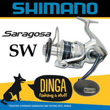 Shimano Saragosa SW 6000 Spinning Fishing Reel- NEW
