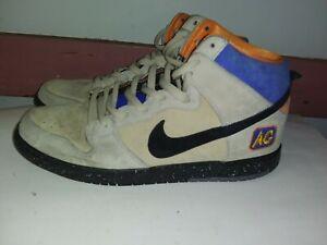 Nike SB Dunk High Premium Acapulco Gold Size 13