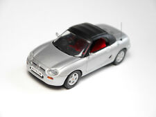 MGF MG-F 1,8i in silber argentin silver metallic, UH Universal Hobbies in 1:43!
