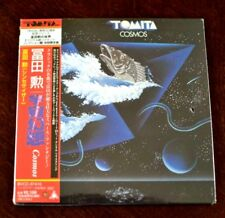 Kosmos by Tomita (MLPS, CD, Sep-2004, Bmg Japan) SEALED