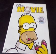 The Simpsons Movie (DVD, 2009, Widescreen)