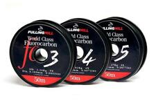 50m Fulling Mill World Class Fluorocarbon Tippet & Leader Material Fishing Line 6lbs FTB2910X
