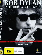 BOB DYLAN Tales From A Golden Age NEW DVD