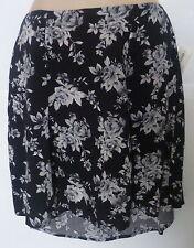 Womens AEROPOSTALE Bethany Mota Floral Skirt size XL NWT #2631