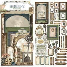 Bo Bunny Noteworthy Page Accents ~ Once Upon  A Lifetime NEW