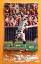 2000 Topps Stadium Club Football Promo Pack Peyton Manning PP1(Gem Mint BGS 10)?