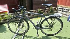 Men's Roux Conquest Endeavour Adventure Touring Childseat Kids Bike 55cm bike