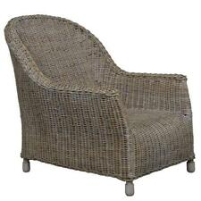 Pacific Natural Rattan NEW Outdoor Lounge Chair Patio Chairs Garden Furniture