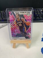 NICOLO MELLI ROOKIE 2019-20 PANINI MOSAIC PINK PRIZM - NEW ORLEANS PELICANS💎📈
