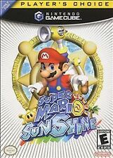 Super Mario Sunshine Player's Choice (Nintendo GameCube, 2003)