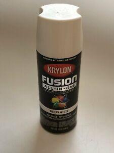 Krylon 2727 Fusion Gloss White KRY2727