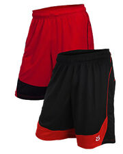 Jaco Twisted Mock Mesh Shorts. Workout Gym Exercise Athletic Fitness Crossfit