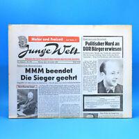 DDR Neues Deutschland November 1961 Geburtstag Hochzeit 56 59 PB 60 57 58