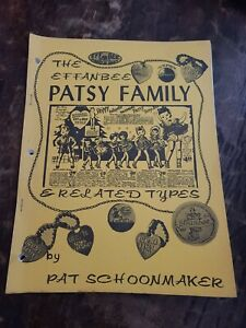 The Effanbee Patsy Family & Related Types By Pat Schoonmaker 1971