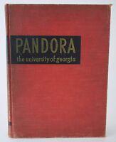 VINTAGE - THE UNIVERSITY OF GEORGIA PANDORA UGA 1948 Yearbook Annual
