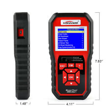 Best ODB2 Autoscanner Car Diagnostic Tool KW850 OBD2 Supports Multi-languages