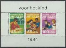 Ned. Antillen postfris 1984 MNH 797 blok - Kinderzegels (XB2028)
