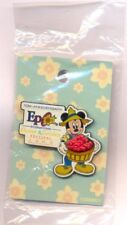 WDW Epcot Flower & Garden Festival Mickey with Apples Anniversary Pin New