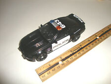 TRANSFORMERS MOVIE 2007 DELUXE CLASS BARRICADE