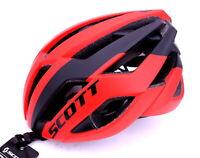 Scott Arx Helmet Large CPSC Red / Black Road Bike XC MTB New In Box