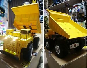 TAMIYA MAMMOTH DUMP TRUCK 1/20 4WD Front Fog Light Transmitter Set Model Car