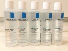 La Roche Posay EffaclarMicellar 50 ML*5 bottles Make up Remover Airport Size