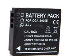 Battery for Panasonic CGA-S005 CGA-S005E CGAS005E