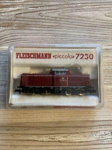 Fleischmann Piccolo Diesellok, 7230, Spur N, OVP