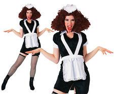 Adulto Costume Magenta Rock Horror Show Vestito