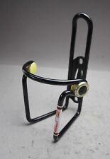 Elite ciussi bottle Cage/Alloy/Black/portabidones bicicleta de carreras Italy