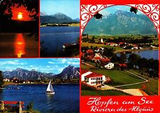Hopfen am See ,Ansichtskarte, 1988 gelaufen