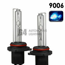 2X NEW HID XENON HB4 9006 Headlight/Fog Light Bulbs AC 35W 8000K Iceberg Blue