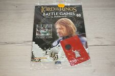 Warhammer LOTR - Lord Of The Rings Magazine Issue 60 Armoured Boromir