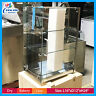 NEW Bakery Showcase Donuts Bagels Pastry Dry Glass Display Case Counter Top