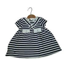 Vestidos azul de bebé para niñas de 0 a 24 meses