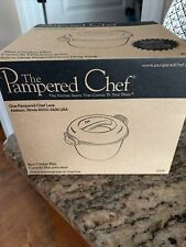 New In Box Pampered Chef Rice Cooker Plus