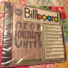 Billboard Top Country Hits 1989 CD BRAND NEW & FACTORY SEALED RARE OOP Rhino