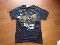 ESCAPE THE FATE  TOUR   TOUR CONCERT   'USED ' shirt Sz SMALL