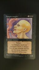 FBB Revised ** Sengir Vampire (French) ** Mtg Magic (HP/POOR/INK)