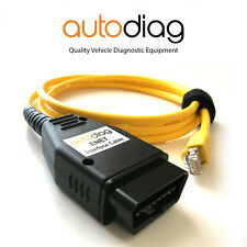 BMW ENET Diagnostic & Coding Interface Cable ✧  For ALL BMW F-Series Cars ✧ OBD2