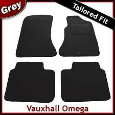 Vauxhall Omega B 1994-2003 Tailored Fitted Carpet Car Floor Mats GREY