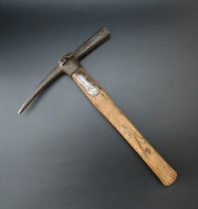 Quality Antique/Vintage 20.5 oz Strapped Slater's/Roofer's (Roofing) Hammer