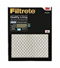 Filtrete Ultrafine Particle Reduction Filter, Mpr 2800, 16 x 20 x 1-Inches, 2 Pk