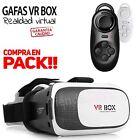"Gafas VR BOX 2.0 3D Realidad Virtual para iPhone Samsung Sony de 3,5"" a 6,0"""